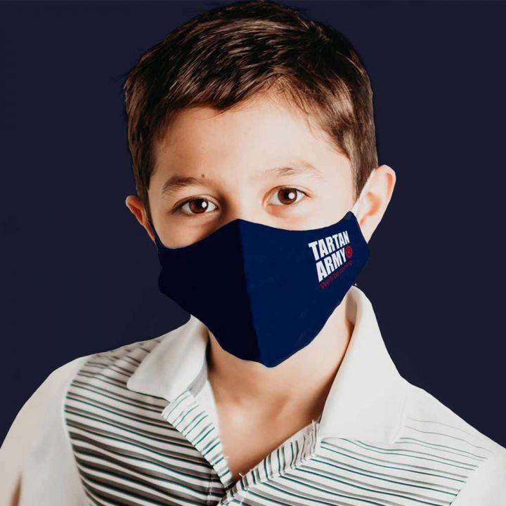 Kid's Navy Masks